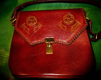 Vintage Meeker Handbag in new condition.