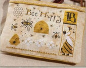 "THE PRIMITIVE HARE ""Bee Happy"" 