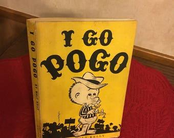 I Go Pogo by Walt Kelly