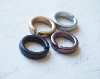 3 rings rigid acrylic 17mm