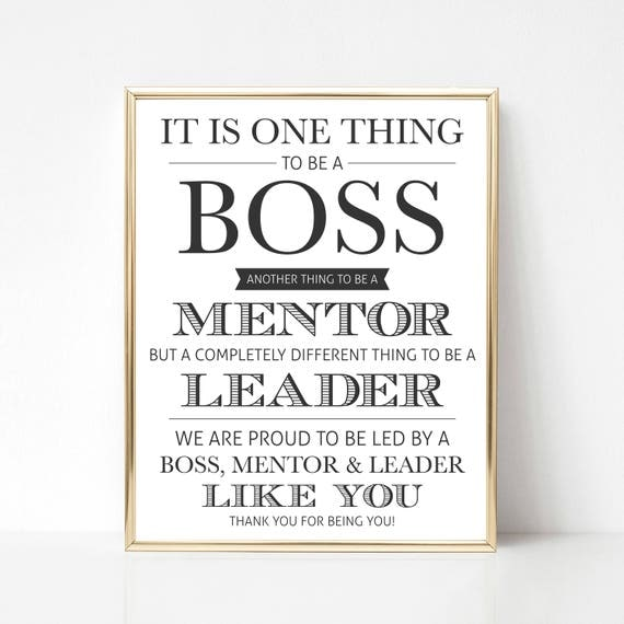 Digital Boss Quote Gift We Best Boss Quote Gift Boss
