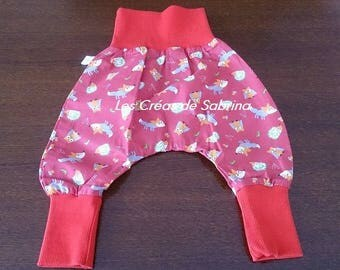 Baby harem pants size 3-12 months