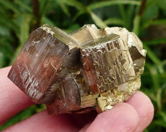 Amazing Pyrite (Fool's Gold), Crystal, Mineral, Natural Crystal