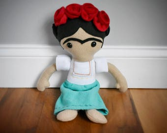 Frida Kahlo Doll