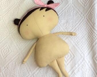 Tilda Sweetheart Doll Tilda doll Rag Doll Handmade doll Soft toy Fabric Stuffed Doll Baby Gift for Baby Girl Toy Kids room decor Home decor