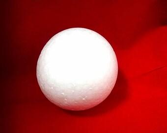 65mm polystyrene ball.