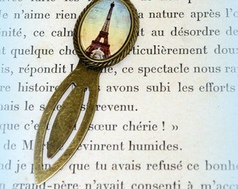 Eiffel Tower Paris bookmarks