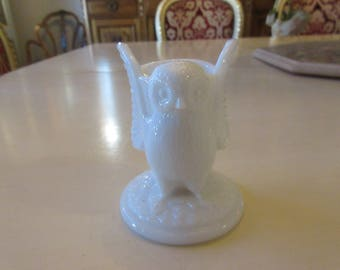 WESTMORELAND OWL TOOTHPICK Holder