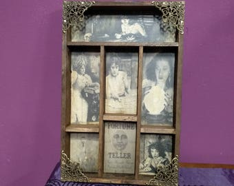 Fortune Telling.Mod.2 Cabinet of curiosities