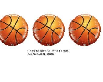 Basketball Balloons