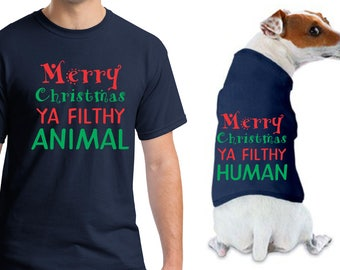 Matching Christmas Pajamas Etsy