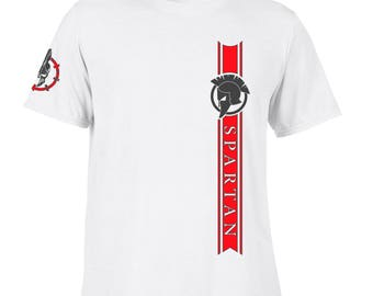 Pro Spartan Training T-Shirts Bodybuilding Weightlifting Kettlebell Gym Gift SP. Free Shipping