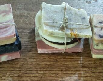 Vegan Soap Sample Packs