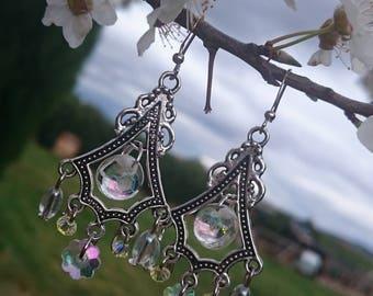 Original gift earrings all in transparency