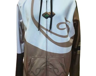 League of Legends Jhin Inspired Hoodie
