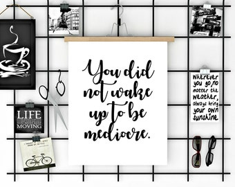 Printable inspirational sayings, Motivation notes, Motivation for girls, Women quotes prints, Strong women print, Quote download, Wall art