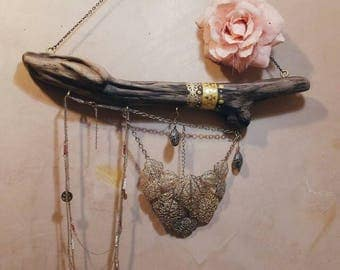 Wear jewelry Driftwood - gift for her
