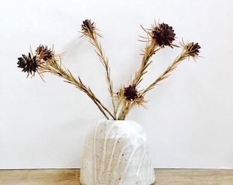 Handmade ceramic vase, Melbourne