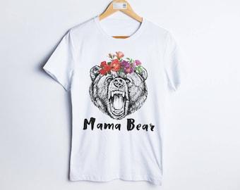 Mama bear shirt / Mama bear shirts / Mama bear tshirt / Momma bear shirt / Mama bear shirt/ Mama bear shirts