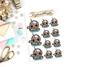 Cleaning Coco | CC5 | Planner Stickers