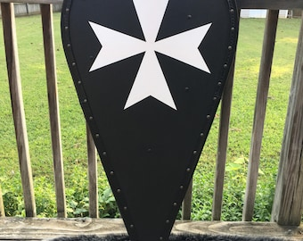 Custom Medieval Kite Shield