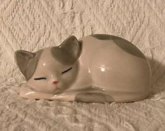 Takahashi Cat Pomander, Cat Air Freshener, Cat Decor, Takahashi, Made in Japan