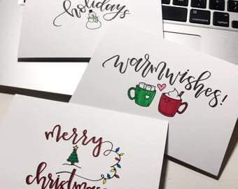 Homemade Holiday Cards