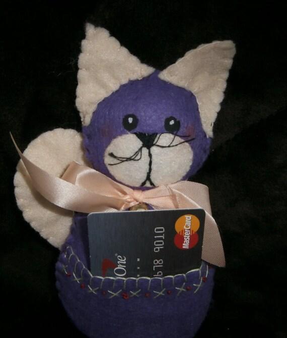 Needle felted Animals Cat