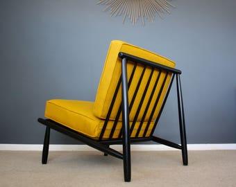 SOLD: Vintage Swedish Alf Svensson Dux Domus 1 Chair Mid Century Retro 50s 60s 70s