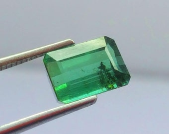 1.45 Carat Blue Color Loose Gemstone Tourmaline @ Afghanistan 9*7*5mm  (6)