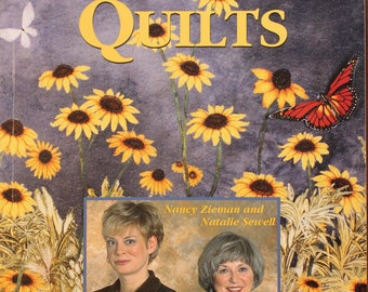 Landscape Quilts by Nancy Zieman and Natalie Sewell.