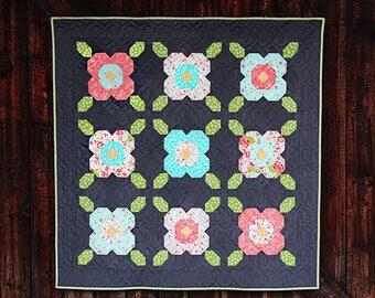 Daisy Lane Quilt Pattern- PDF