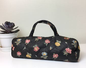 40's Eat Your Heart Out Vera Quilted Handbag