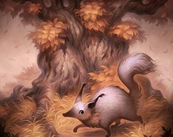 Critter - Art Print