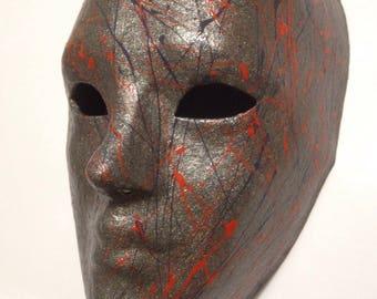 Artistic Venetian mask, original gift, art creattività.