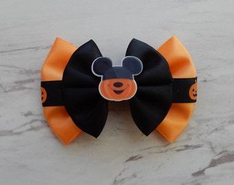 Winnie the Pooh Mickey ears bow