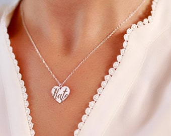 Bridesmaid Ask Gift | Custom Name Necklace | Ask Bridesmaids | Will you Be My | Ask Flowergirl | Bridesmaid Jewelry | Maid Of Honor Sister