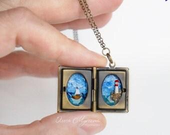 "Medallion-book ""Summer mood"""