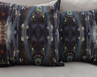 Cushion Cover // Pillow Case // Unusual // Geometric Design