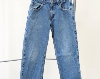 """Levis 569 / 29"""" Waist / Wide Leg / Medium Wash"""