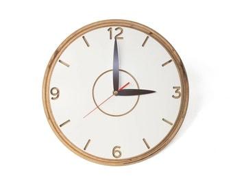 large wall clocks wood clock modern unique wall clock modern clock wooden