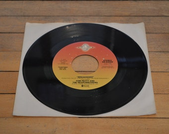"""1976 Tom Petty And The Heartbreakers """"Breakdown"""" Promotional 45 rpm Vinyl Record"""