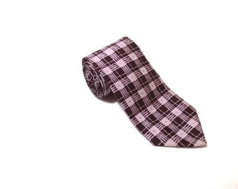 vintage tie  / menswear / vintage clothing /  gift for him / retro tie / polyester tie / Tootal tie / retro /