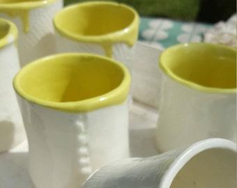 ceramic tumbler no handle
