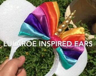 LuLaRoe Unicorn Ears