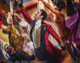The Greatest Showman  Hugh Jackman, Michelle Williams, Zac Efron new 2017 movie poster