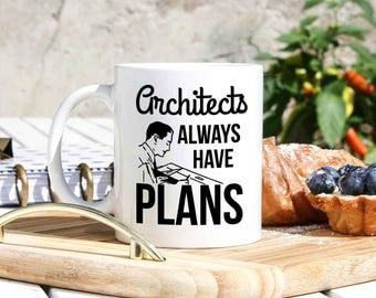Architect Coffee Mug - Architect Gifts - Gifts For Architect - Architecture Gifts - Architectural Mugs- Archi Mug - Architecture Student Mug