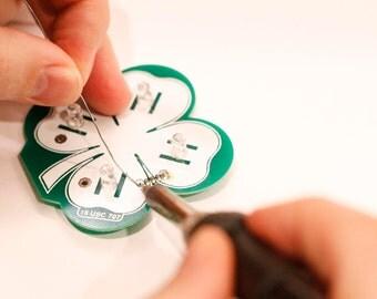 Learn to Solder Kit (20-pack, 4-H Badge)