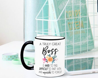 Boss Mug, Boss Gift, Boss Appreciation, Gift for Boss, World's Best Boss, Best Boss Gift, Gift for Manager, Boss Babe, Boss Lady, Best Boss