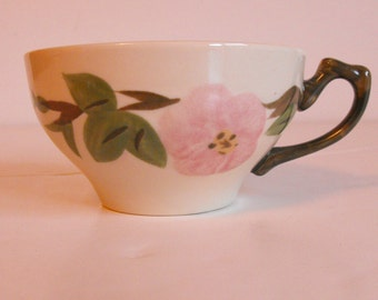 Franciscan Ware Desert Rose Coffee Cup (1104)